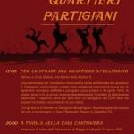 Casa Bettola - Quartieri partigiani 24 aprile 2014